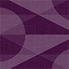 thumbnail of the Deco Patterned Wallpaper for iPhone in the Eggplant colourway