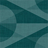 thumbnail of the Deco Patterned Wallpaper for iPhone in the Teal colourway